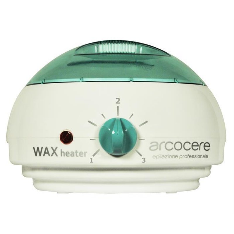 Wax Heater 400ml with Lid, Arcocere