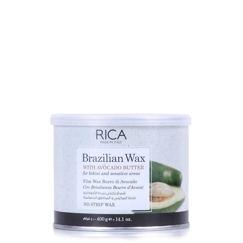 Brazilian Wax by Rica with Avocado, 400 ml