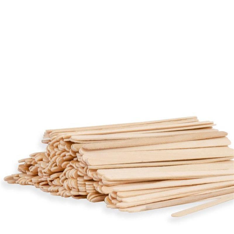 wooden spatulas for depilationwax 1000pcs